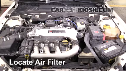 2005 Saturn L300 3.0L V6 Air Filter (Engine)