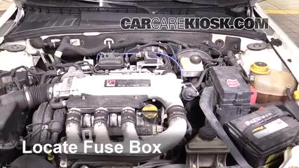 2005 Saturn L300 3.0L V6 Fuse (Engine)