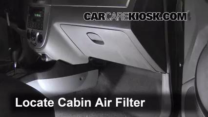 2005 Suzuki Forenza LX 2.0L 4 Cyl. Wagon Air Filter (Cabin)
