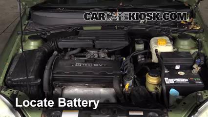 2005 Suzuki Forenza LX 2.0L 4 Cyl. Wagon Battery