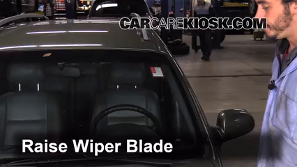 2005 Suzuki Forenza LX 2.0L 4 Cyl. Wagon Windshield Wiper Blade (Front)