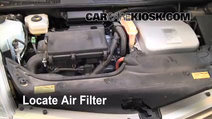 2005 Toyota Prius 1.5L 4 Cyl. Air Filter (Engine)