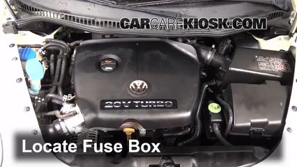 2008 Volkswagen Beetle S 2.5L 5 Cyl. Hatchback Fuse (Engine)