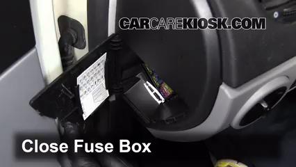 Interior Fuse Box Location 1998 2005 Volkswagen Beetle 1999 Volkswagen Beetle Gl 2 0l 4 Cyl