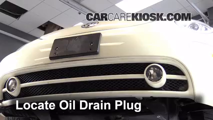 2005 Volkswagen Beetle GLS 1.8L 4 Cyl. Turbo Hatchback Oil Change Oil and Oil Filter