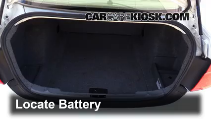 2006 BMW 325i 3.0L 6 Cyl. Battery