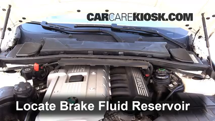 2006 BMW 325i 3.0L 6 Cyl. Brake Fluid
