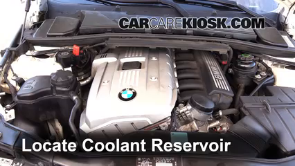 2006 BMW 325i 3.0L 6 Cyl. Coolant (Antifreeze)