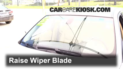 2006 BMW 325i 3.0L 6 Cyl. Windshield Wiper Blade (Front)