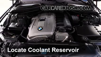 2006 BMW 530xi 3.0L 6 Cyl. Wagon Coolant (Antifreeze)