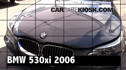 2006 BMW 530xi 3.0L 6 Cyl. Wagon Review