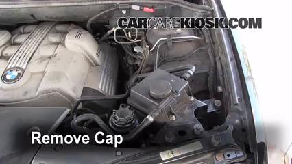 fix coolant leaks 2000 2006 bmw x5 2006 bmw x5 4 4i 4 4l v8 rh carcarekiosk com BMW E39 Cooling System Diagram BMW X5 4.4I Problems