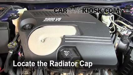 Instrucciones Para Cambio De Refrigerante De Chevrolet