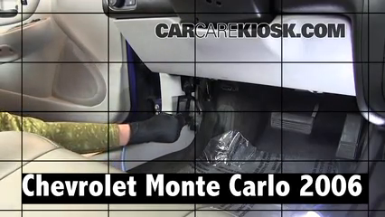 2006 Chevrolet Monte Carlo LT 3.9L V6 Review