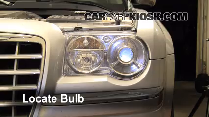 2006 Chrysler 300 C 5.7L V8 Luces