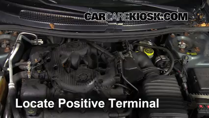 How to Jumpstart a 2001-2006 Dodge Stratus - 2004 Dodge