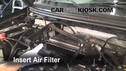 2011 expedition cabin air filter