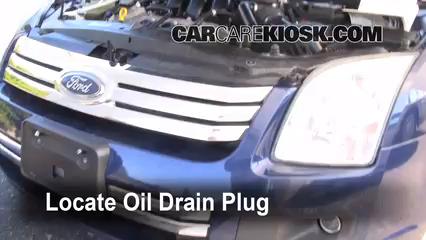 2006 ford fusion manual transmission fluid
