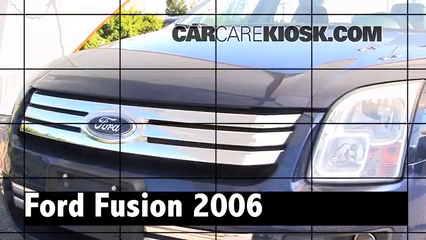 2006 Ford Fusion SE 3.0L V6 Review