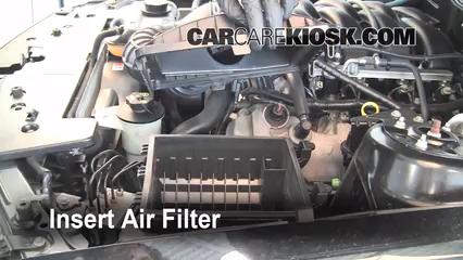 instrucciones para cambio de filtro de aire de motor de ford mustang rh es carcarekiosk com Mustang Manual Shift Understanding a Manual