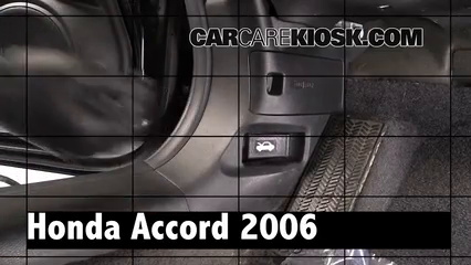 2006 Honda Accord EX 2.4L 4 Cyl. Coupe (2 Door) Review