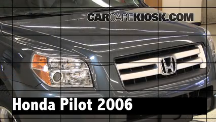 2006 Honda Pilot EX 3.5L V6 Review