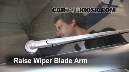 2006 honda pilot ex 3 5l v6 windshield wiper blade (rear) replace wiper  blade