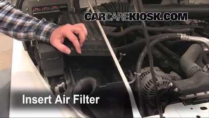 [DIAGRAM_4FR]  Air Filter How-To: 1997-2006 Jeep Wrangler - 2006 Jeep Wrangler Unlimited  Rubicon 4.0L 6 Cyl. | 2006 Jeep Wrangler Fuel Filter Location |  | CarCareKiosk