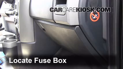 Interior Fuse Box Location 20052009 Land Rover LR3 2006 Land – Land Rover Discovery 1 Fuse Box Location