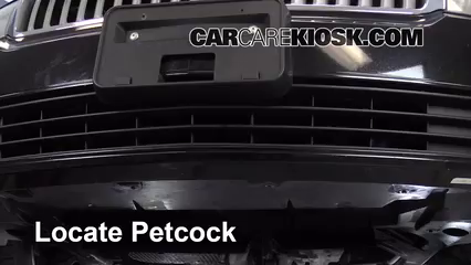 How To Put Antifreeze In Car >> Coolant Flush How-to: Lincoln Continental (1995-2002
