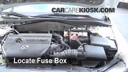 replace a fuse 2003 2008 mazda 6 2006 mazda 6 i 2 3l 4 cyl sedan rh carcarekiosk com 2008 mazda 6 fuse box location 2006 mazda 6 fuse box