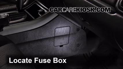2006 mazda tribute s 3 0l v6 fuse (interior) check