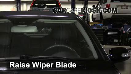 Front Wiper Blade Change Mercedes-Benz CLK350 (2003-2009