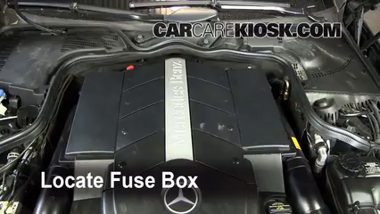 2006 Mercedes-Benz CLS500 5.0L V8 Fusible (motor)
