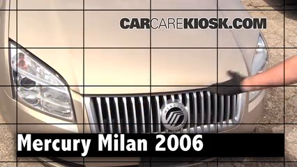 2006 Mercury Milan Premier 3.0L V6 Review