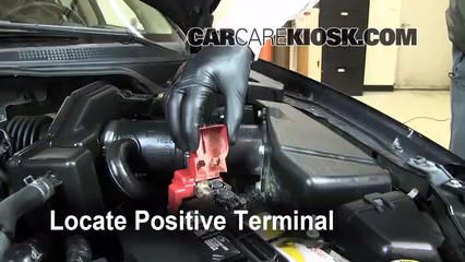 How To Jumpstart A 2002 2006 Nissan Altima 2004 Nissan Altima 2 5l 4 Cyl