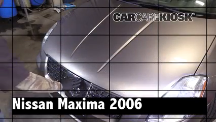 2006 Nissan Maxima SE 3.5L V6 Review