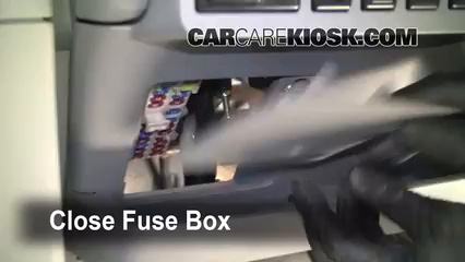 Interior    Fuse       Box    Location  20042009    Nissan       Quest     2006
