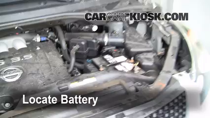2006 Nissan Quest S 3.5L V6 Battery