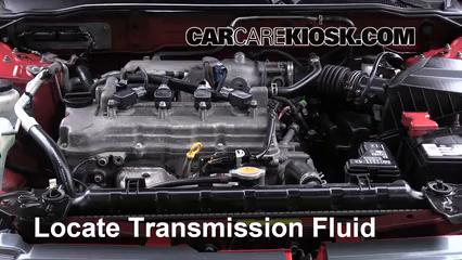 Add Transmission Fluid: 2000-2006 Nissan Sentra - 2006