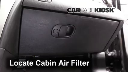 2006 Saturn Ion-3 2.2L 4 Cyl. Coupe Air Filter (Cabin)