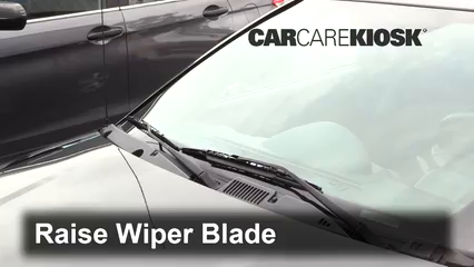 2006 Saturn Ion-3 2.2L 4 Cyl. Coupe Windshield Wiper Blade (Front)