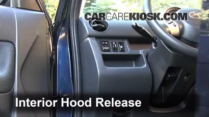 Scion Xb L Cyl Fopen Hood on 2004 Mitsubishi Endeavor Hood