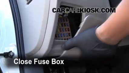 interior fuse box location: 2006-2014 subaru b9 tribeca - 2006 subaru b9  tribeca 3 0l 6 cyl