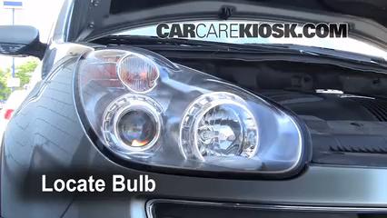 2006 subaru b9 tribeca 3 0l 6 cyl  lights headlight (replace bulb)