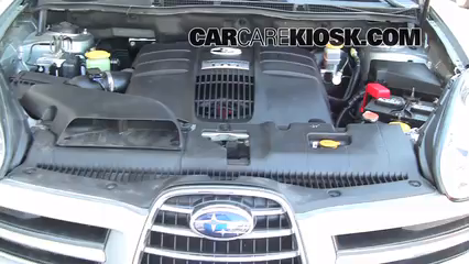 transmission fluid leak fix 2006 2014 subaru b9 tribeca 2006 rh carcarekiosk com Subaru 5 Speed Transmission Parts Subaru FA20 Transmission Manual