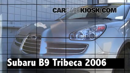 2006 Subaru B9 Tribeca 3.0L 6 Cyl. Review
