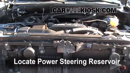 Follow These Steps to Add Power Steering Fluid to a Toyota
