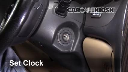 2006 Acura MDX Touring 3.5L V6 Horloge