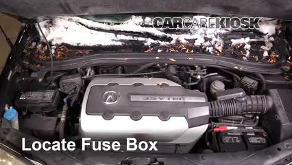 2006 Acura MDX Touring 3.5L V6 Fusible (moteur)